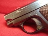 "Colt Vest Pocket Model 1908 Hammerless .25ACP 2"" Barrel Blued w/Walnut Grips 1927mfg - 8 of 17"