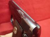 "Colt Vest Pocket Model 1908 Hammerless .25ACP 2"" Barrel Blued w/Walnut Grips 1927mfg - 9 of 17"