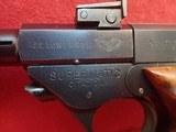 "High Standard Supermatic Citation 102 Series .22LR 8"" Barrel w/ Weights, Muzzle Break Semi Auto Pistol - 11 of 24"