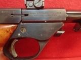 "High Standard Supermatic Citation 102 Series .22LR 8"" Barrel w/ Weights, Muzzle Break Semi Auto Pistol - 4 of 24"