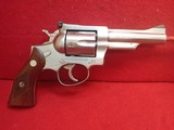 "Ruger Security Six .357Mag 4"" Barrel Stainless Steel 6-Shot Revolver 1979mfg"