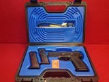 "FN FNX-9 9mm 4"" Barrel Semi Auto Pistol with Box, Three 17rd Mags"