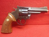 "Colt Trooper MKIII .357mag 4"" Barrel 6-Shot Revolver Blued Finish 1976mfg"