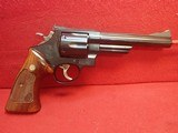 "Smith & Wesson Model 29-3 .44 Magnum TH, TT 6"" Barrel Blue Revolver 1987mfg"