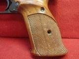 "Smith & Wesson Model 41 .22LR 7-3/8"" Barrel Semi Auto Target Pistol 1972-73mfg - 9 of 24"