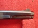 "Smith & Wesson Model 41 .22LR 7-3/8"" Barrel Semi Auto Target Pistol 1972-73mfg - 6 of 24"