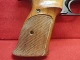 "Smith & Wesson Model 41 .22LR 7-3/8"" Barrel Semi Auto Target Pistol 1972-73mfg - 2 of 24"
