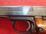 "Smith & Wesson Model 41 .22LR 7-3/8"" Barrel Semi Auto Target Pistol 1972-73mfg - 11 of 24"