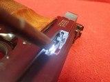 "Smith & Wesson Model 41 .22LR 7-3/8"" Barrel Semi Auto Target Pistol 1972-73mfg - 22 of 24"