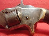 Smith & Wesson Model No. 1 2nd Issue .22 Short Black Powder Single Action Revolver 1860-1868mfg - 8 of 25