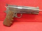 "Colt MkIV/Series 70 Government Model .45ACP 5"" Barrel 1911 Custom Bullseye Target Pistol w/Upgrades 1972mfg"