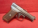 "Mauser Model 1910 6.35mm (.25ACP) 3"" Barrel ""Post-War Commercial"" Standard Model/Sidelatch Variation 1921-28mfg"