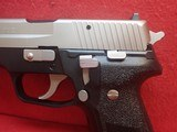 "Sig Sauer P228 9mm 3.75"" Barrel Two-Tone Semi Automatic Pistol Made In Germany 13rd Mag SOLD - 9 of 20"