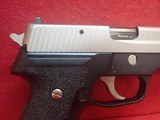 "Sig Sauer P228 9mm 3.75"" Barrel Two-Tone Semi Automatic Pistol Made In Germany 13rd Mag SOLD - 3 of 20"