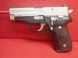 "Sig Sauer P228 9mm 3.75"" Barrel Two-Tone Semi Automatic Pistol Made In Germany 13rd Mag SOLD - 7 of 20"