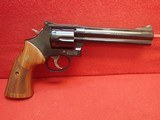 "Smith & Wesson ""Distinguished Combat Magnum"" Model 586-6 .357 Magnum 6"" Barrel Blued Finish w/Box *PENDING SALE*"