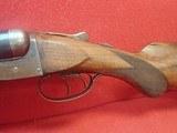 """A.H. Fox """"A Grade"""" 12ga 30"""" Krupp Steel Barrels 2-3/4"""" Chamber SxS Shotgun 1909mfg **SOLD** - 10 of 24"""
