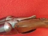 """A.H. Fox """"A Grade"""" 12ga 30"""" Krupp Steel Barrels 2-3/4"""" Chamber SxS Shotgun 1909mfg **SOLD** - 13 of 24"""