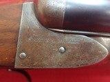 """A.H. Fox """"A Grade"""" 12ga 30"""" Krupp Steel Barrels 2-3/4"""" Chamber SxS Shotgun 1909mfg **SOLD** - 4 of 24"""