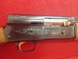 "Browning Light Twelve 12ga 28""VR Barrel Semi Auto Shotgun 1970 Belgian Mfg - 4 of 23"