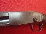 "Remington Model 12-C .22LR/L/S 24"" Threaded Barrel Pump Action Rifle, Takedown Model, 1918mfg - 12 of 25"