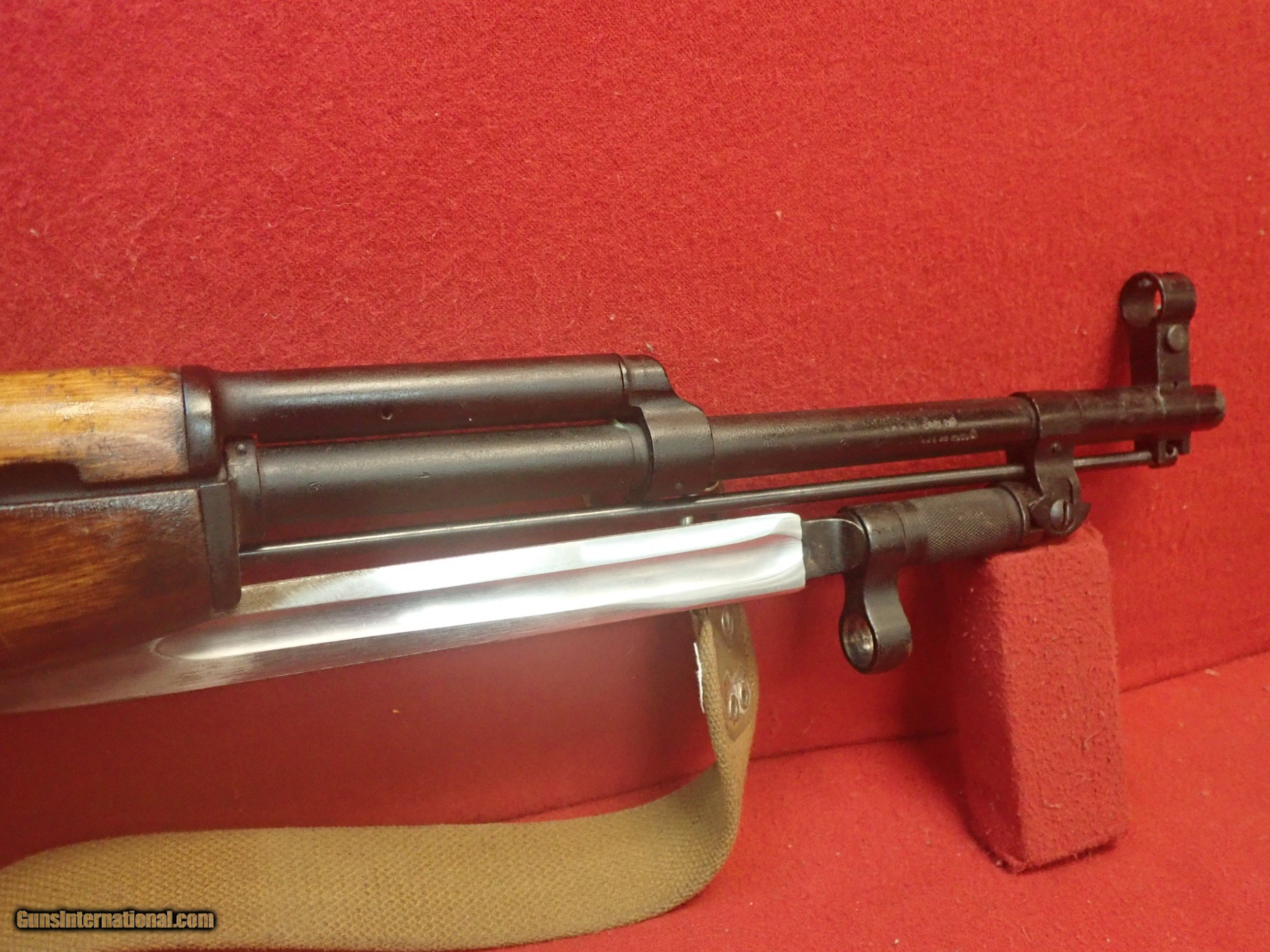 Russian Tula Arsenal SKS 7 62x39mm 20