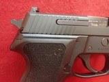 "Sig Sauer P229 9mm 3.75"" Barrel Semi Auto Pistol Nitron Finish w/10rd Mag - 3 of 20"