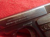 "Colt Vest Pocket Model 1908 Hammerless .25ACP 2"" Barrel Blued 1919mfg ***SOLD*** - 8 of 24"