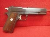 "Colt Government Model MKIV Series 70 .45ACP 5"" Barrel Blued Finish 1971mfg"