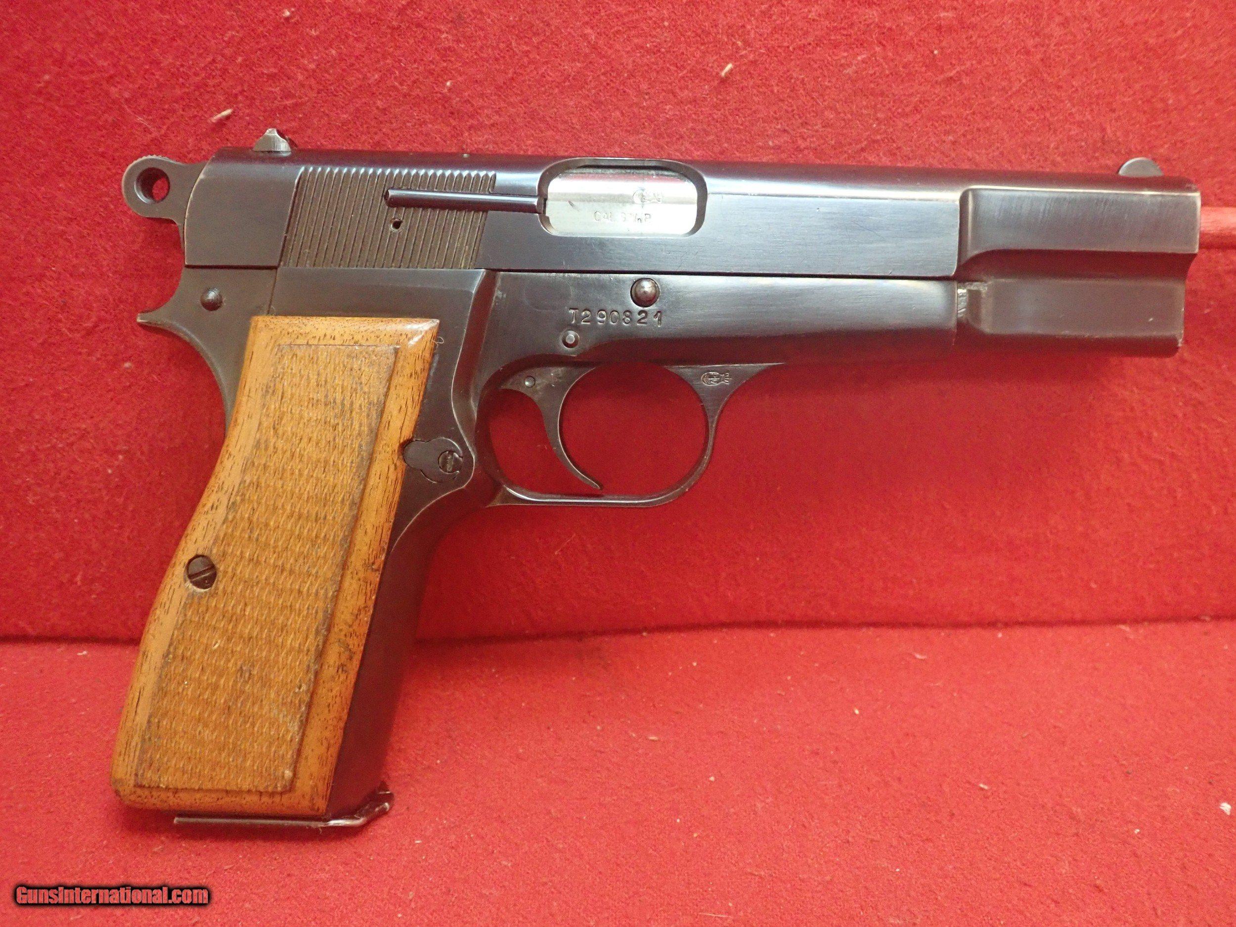 Browning Hi-Power 9mm 4 5
