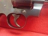 """Colt Officers Model Match .22LR 6"""" Barrel Revolver Blued Finish Revolver 1960mfg - 5 of 25"""