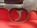 """Colt Officers Model Match .22LR 6"""" Barrel Revolver Blued Finish Revolver 1960mfg - 11 of 25"""