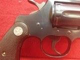 """Colt Officers Model Match .22LR 6"""" Barrel Revolver Blued Finish Revolver 1960mfg - 3 of 25"""
