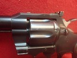 """Colt Officers Model Match .22LR 6"""" Barrel Revolver Blued Finish Revolver 1960mfg - 12 of 25"""