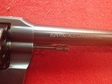 """Colt Officers Model Match .22LR 6"""" Barrel Revolver Blued Finish Revolver 1960mfg - 6 of 25"""