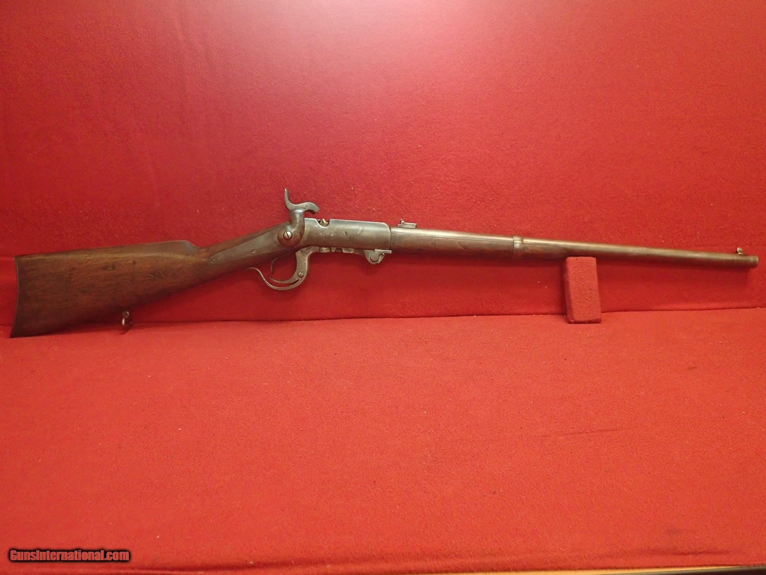 Burnside Carbine Model of 1864  54cal Percussion Cartridge