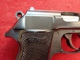 """Walther (Interarms) PPK/S .380acp 3"""" Barrel Blued Finish Semi Automatic Pistol - 3 of 22"""