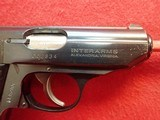 """Walther (Interarms) PPK/S .380acp 3"""" Barrel Blued Finish Semi Automatic Pistol - 4 of 22"""