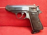 """Walther (Interarms) PPK/S .380acp 3"""" Barrel Blued Finish Semi Automatic Pistol - 6 of 22"""