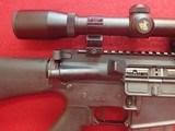 "Essential Arms J-15-F AR-15 .223/5.56 20"" Fluted Barrel Varminter Rifle w/ Nikon Scope, 20rd Mag **SOLD** - 4 of 21"