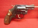 "Smith & Wesson "".38 Chiefs Special"" Pre-Model 36 .38spl 1-7/8"" Barrel Blued Finish, Flat Latch, Matching Stocks, 1957mfg"