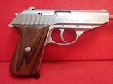 """Sig Sauer P232 SL .380ACP 3.6"""" Barrel Stainless Steel Semi Auto Pistol Made In Germany"""