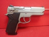 """Smith & Wesson Model 4516-1 Compact Stainless .45ACP 3-3/4"""" Barrel Semi Auto Pistol"""