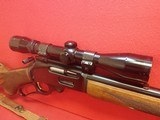 """Marlin 336A .30-30Win 24"""" Barrel Lever Rifle with 2/3 Mag Tube & Weaver Rifle Scope 1980mfg **SOLD** - 5 of 20"""