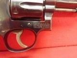 "Smith & Wesson .38 Military & Police Pre-Model 10 .38spl 4"" Barrel Blued Finish 1956mfg 4-Screw Frame ***SOLD*** - 5 of 21"