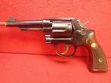 "Smith & Wesson .38 Military & Police Pre-Model 10 .38spl 4"" Barrel Blued Finish 1956mfg 4-Screw Frame ***SOLD*** - 8 of 21"