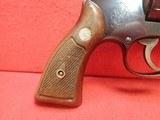 "Smith & Wesson .38 Military & Police Pre-Model 10 .38spl 4"" Barrel Blued Finish 1956mfg 4-Screw Frame ***SOLD*** - 2 of 21"