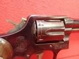 "Smith & Wesson .38 Military & Police Pre-Model 10 .38spl 4"" Barrel Blued Finish 1956mfg 4-Screw Frame ***SOLD*** - 4 of 21"
