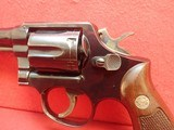 "Smith & Wesson .38 Military & Police Pre-Model 10 .38spl 4"" Barrel Blued Finish 1956mfg 4-Screw Frame ***SOLD*** - 10 of 21"