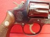 "Smith & Wesson .38 Military & Police Pre-Model 10 .38spl 4"" Barrel Blued Finish 1956mfg 4-Screw Frame ***SOLD*** - 3 of 21"